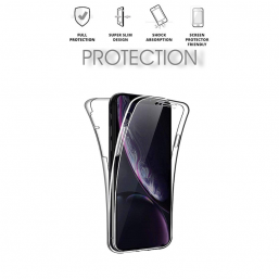 Coque 360° iPhone XR