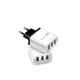 Chargeur 3x USB