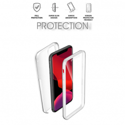 Coque 360° iPhone 11 Pro