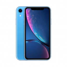 iPhone XR Bleu